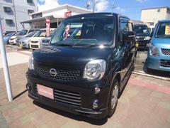 沖縄の中古車 日産 モコ 車両価格 36万円 リ済込 平成24年 11.7万K ブラック