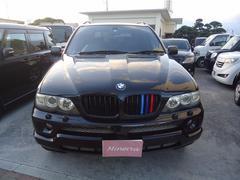 BMW X53.0i 本革シート HDDナビ 18インチアルミ