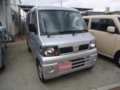 沖縄の中古車 日産 クリッパーバン 車両価格 25万円 リ済込 平成23年 14.1万K シルバー