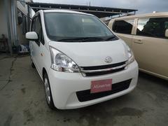沖縄の中古車 ダイハツ ムーヴ 車両価格 32万円 リ済込 平成24年 12.9万K ホワイト