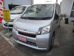 沖縄の中古車 ダイハツ ムーヴ 車両価格 32万円 リ済込 平成25年 15.0万K シルバー