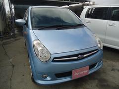 沖縄の中古車 スバル R2 車両価格 29万円 リ済込 平成22年 5.4万K ブルー