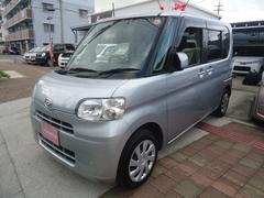 沖縄の中古車 ダイハツ タント 車両価格 43万円 リ済込 平成25年 11.9万K シルバー