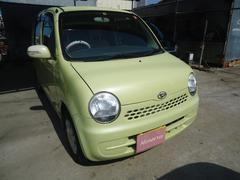 沖縄の中古車 ダイハツ ムーヴ 車両価格 14万円 リ済込 平成17年 14.0万K ライトイエロー