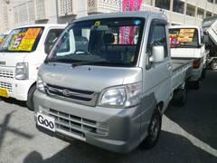 沖縄の中古車 ダイハツ ハイゼットトラック 車両価格 59万円 リ済込 平成18年 10.1万K シルバー