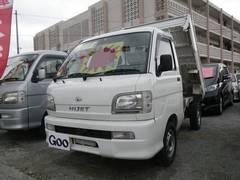 沖縄の中古車 ダイハツ ハイゼットトラック 車両価格 64万円 リ済込 平成16年 14.8万K ホワイト