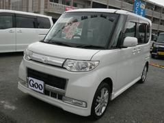 沖縄の中古車 ダイハツ タント 車両価格 75万円 リ済込 平成22年 7.4万K パールホワイト