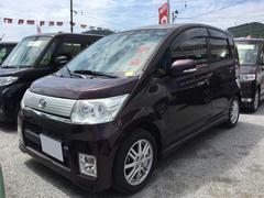 沖縄の中古車 ダイハツ ムーヴ 車両価格 59万円 リ済込 平成22年 8.7万K パープル