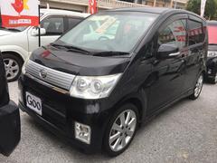 沖縄の中古車 ダイハツ ムーヴ 車両価格 59万円 リ済込 平成22年 6.2万K 黒