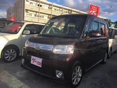 沖縄の中古車 ダイハツ タント 車両価格 75万円 リ済込 平成25年 7.5万K パープル