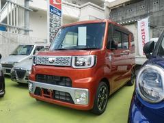 沖縄の中古車 ダイハツ ウェイク 車両価格 174.9万円 リ未 新車  オレンジ