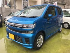 沖縄の中古車 スズキ ワゴンR 車両価格 140.9万円 リ未 新車  ブルーM