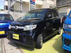 沖縄の中古車 ホンダ ゼスト 車両価格 29万円 リ済込 平成18年 9.3万K ブラック