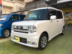 沖縄の中古車 ダイハツ ムーヴコンテ 車両価格 72万円 リ済込 平成23年 4.8万K パールホワイト
