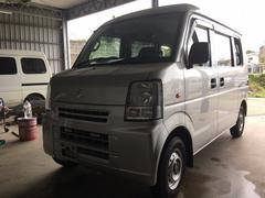 沖縄の中古車 スズキ エブリイ 車両価格 38万円 リ済込 平成23年 14.5万K シルバー