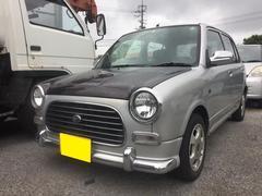 沖縄の中古車 ダイハツ ミラジーノ 車両価格 16万円 リ済込 平成13年 18.1万K シルバー