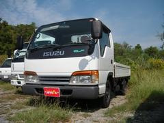 沖縄の中古車 いすゞ エルフトラック 車両価格 84万円 リ済込 平成12年 19.9万K ホワイト