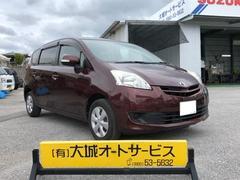 沖縄の中古車 トヨタ パッソセッテ 車両価格 63万円 リ済込 平成21年 7.7万K ブラウン