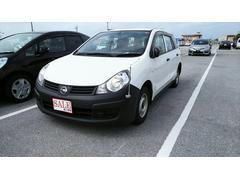 沖縄の中古車 日産 AD 車両価格 29万円 リ済込 平成22年 9.4万K ホワイト