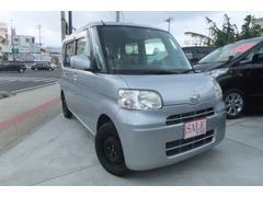 沖縄の中古車 ダイハツ タント 車両価格 39万円 リ済込 平成21年 8.9万K シルバー
