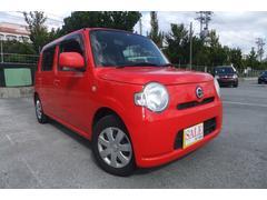 沖縄の中古車 ダイハツ ミラココア 車両価格 39万円 リ済込 平成22年 9.6万K レッド