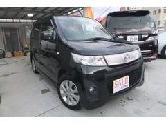 沖縄の中古車 マツダ AZワゴン 車両価格 58万円 リ済込 平成23年 8.9万K ブラック