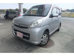 沖縄の中古車 スバル ステラ 車両価格 29万円 リ済込 平成20年 8.0万K シルバー
