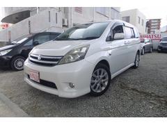 沖縄の中古車 トヨタ アイシス 車両価格 45万円 リ済込 平成20年 12.5万K パール