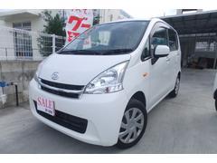 沖縄の中古車 ダイハツ ムーヴ 車両価格 39万円 リ済込 平成24年 9.5万K ホワイト