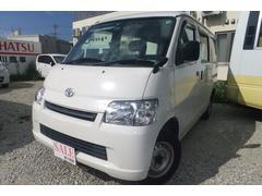 沖縄の中古車 トヨタ タウンエースバン 車両価格 55万円 リ済込 平成25年 10.8万K ホワイト