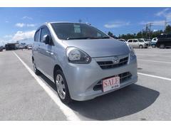 沖縄の中古車 ダイハツ ミライース 車両価格 29万円 リ済込 平成24年 11.6万K シルバー