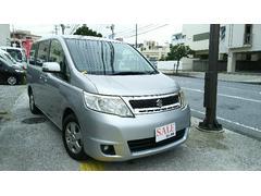 沖縄の中古車 スズキ ランディ 車両価格 39万円 リ済込 平成20年 10.2万K シルバー