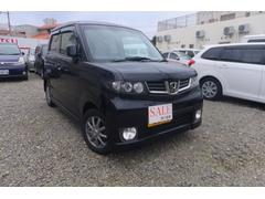 沖縄の中古車 ホンダ ゼストスパーク 車両価格 35万円 リ済込 平成21年 10.8万K ブラック