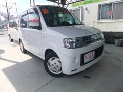 沖縄の中古車 三菱 トッポ 車両価格 29万円 リ済込 平成22年 10.7万K パール