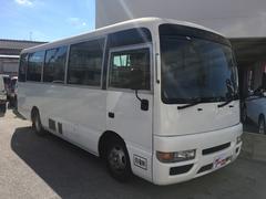 沖縄の中古車 日産 シビリアンバス 車両価格 165万円 リ済別 平成16年 39.3万K ホワイト