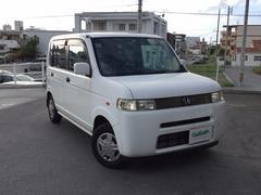 沖縄の中古車 ホンダ ザッツ 車両価格 23万円 リ済別 平成18年 8.7万K ホワイト