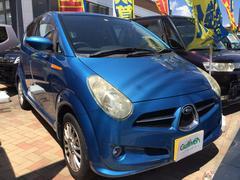 沖縄の中古車 スバル R2 車両価格 33万円 リ済別 平成17年 4.9万K ブルー