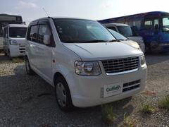 沖縄の中古車 三菱 eKワゴン 車両価格 43万円 リ済別 平成24年 3.7万K ホワイト