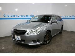 沖縄の中古車 スバル レガシィツーリングワゴン 車両価格 119万円 リ済別 平成21年 7.7万K グレー