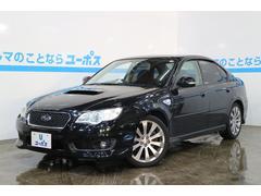 沖縄の中古車 スバル レガシィB4 車両価格 125万円 リ済別 平成18後 8.6万K オブシディアンブラックパール