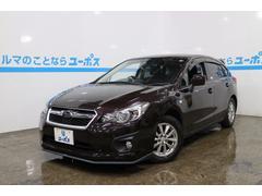沖縄の中古車 スバル インプレッサスポーツ 車両価格 99万円 リ済別 平成24年 5.3万K ディープチェリーパール