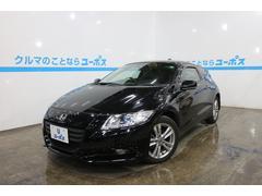 沖縄の中古車 ホンダ CR−Z 車両価格 99万円 リ済別 平成22年 5.7万K クリスタルブラックパール