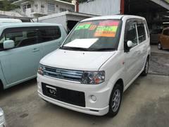 沖縄の中古車 三菱 トッポ 車両価格 43万円 リ済別 平成21年 8.5万K ホワイト