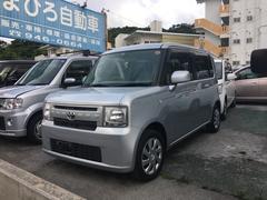 沖縄の中古車 トヨタ ピクシススペース 車両価格 68万円 リ済込 平成24年 0.6万K シルバー
