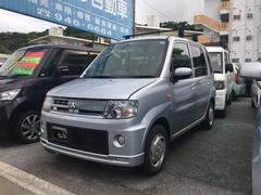沖縄の中古車 三菱 トッポ 車両価格 48万円 リ済込 平成24年 9.2万K シルバー