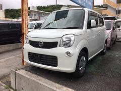 沖縄の中古車 日産 モコ 車両価格 58万円 リ済込 平成24年 10.4万K ホワイト