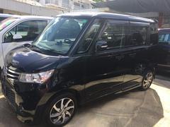 沖縄の中古車 日産 ルークス 車両価格 85万円 リ済別 平成24年 3.3万K ブラック