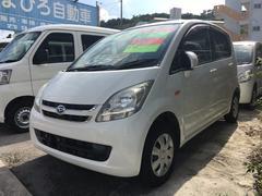 沖縄の中古車 ダイハツ ムーヴ 車両価格 35万円 リ済別 平成20年 9.3万K ホワイト