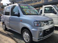 沖縄の中古車 三菱 トッポ 車両価格 48万円 リ済別 平成24年 9.2万K シルバー