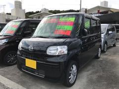沖縄の中古車 ダイハツ タント 車両価格 69万円 リ済込 平成24年 4.5万K ブラック